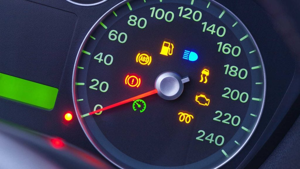 Car Speedometer Symbols Ipswich City Auto Electrical